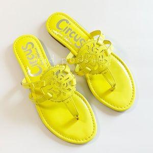 Sam Edelman Cherrie Medallion Slip On Sandals
